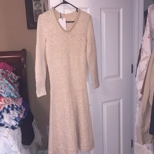 Coco vintage San Francisco sweater dress